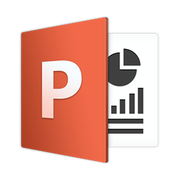 Icono Office Powerpoint